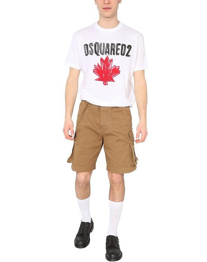 Cargo Shorts - DSquared2