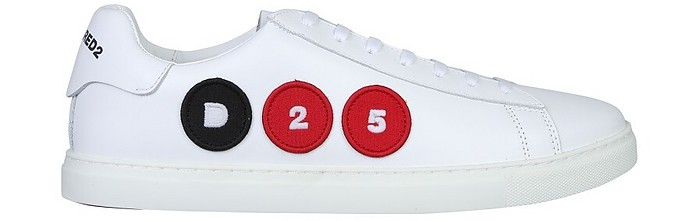 """New Tennis"" Sneakers - DSquared2"