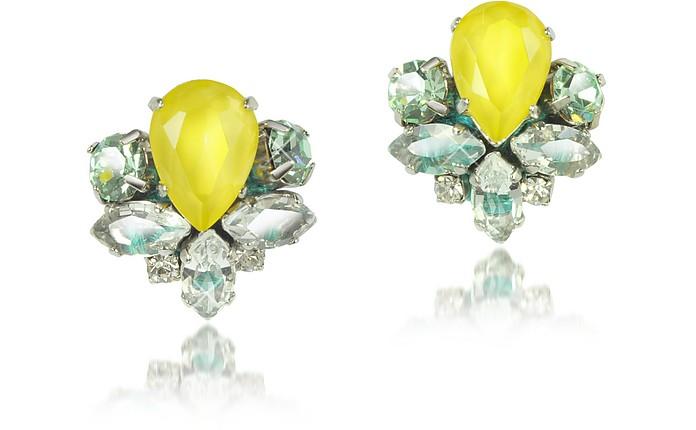 Crystal Earrings - Radà