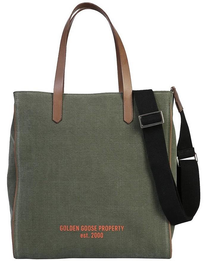 California N/S Tote Bag - Golden Goose