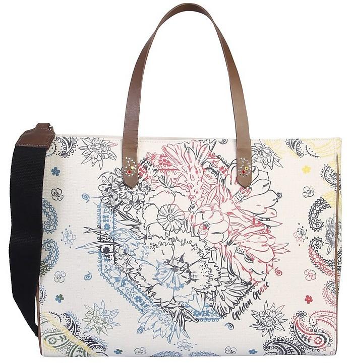 California Shopping Bag - Golden Goose