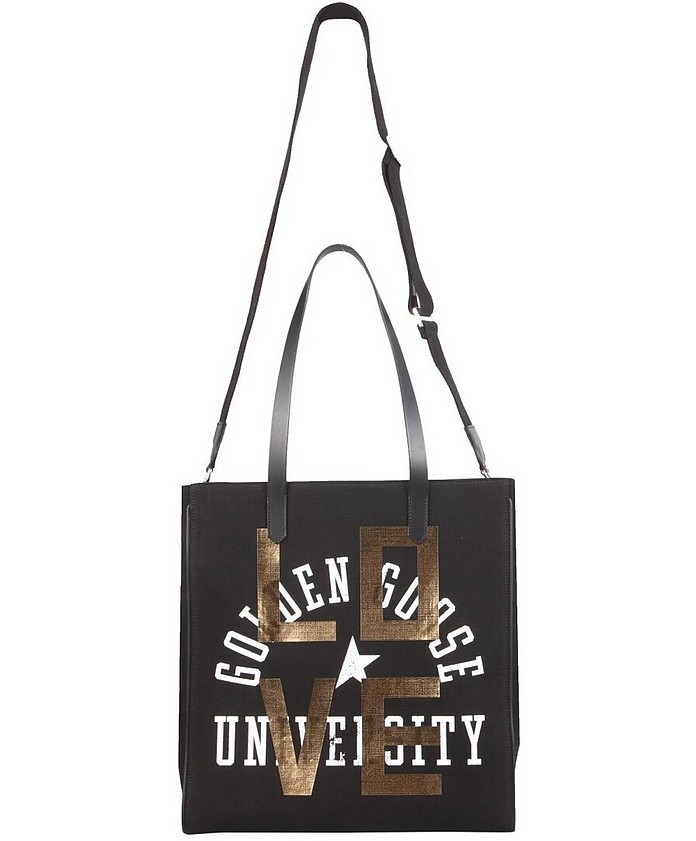 "California ""University Love"" Bag - Golden Goose"