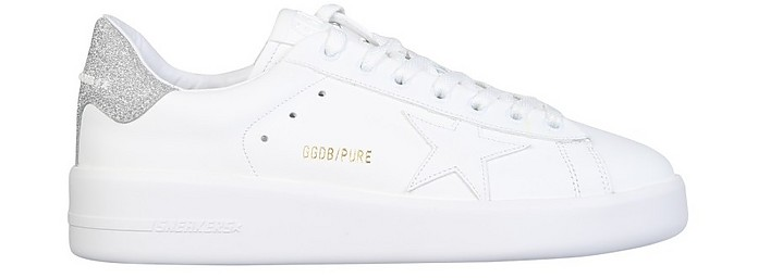 White Pure New Sneakers - Golden Goose