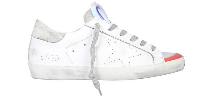 """Superstar Skate Peace & Love"" Sneakers - Golden Goose"