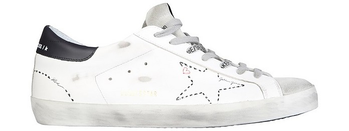 """Super-Star"" Sneakers - Golden Goose"