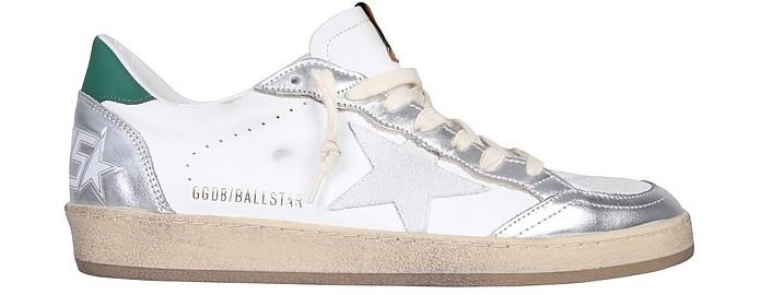 """Ballstar"" Sneakers - Golden Goose"