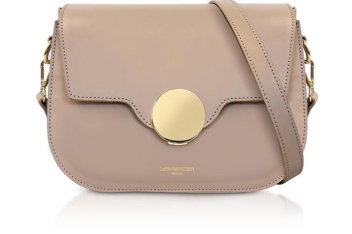 San Pedro Leather Shoulder Bag - Le Parmentier