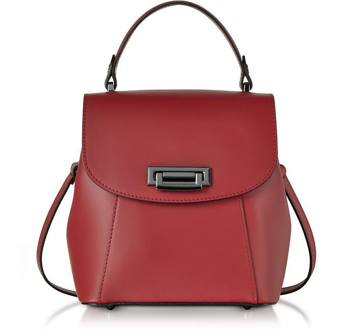 Venus Leather Convertible Satchel/Backpack - Le Parmentier