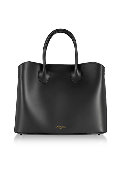 Jackie Leather Tote Bag - Le Parmentier