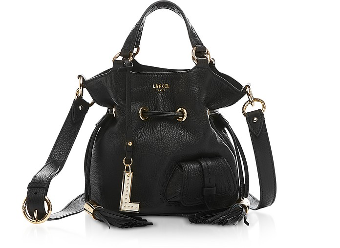 Premiere Small Leather Bucket Bag - Lancel