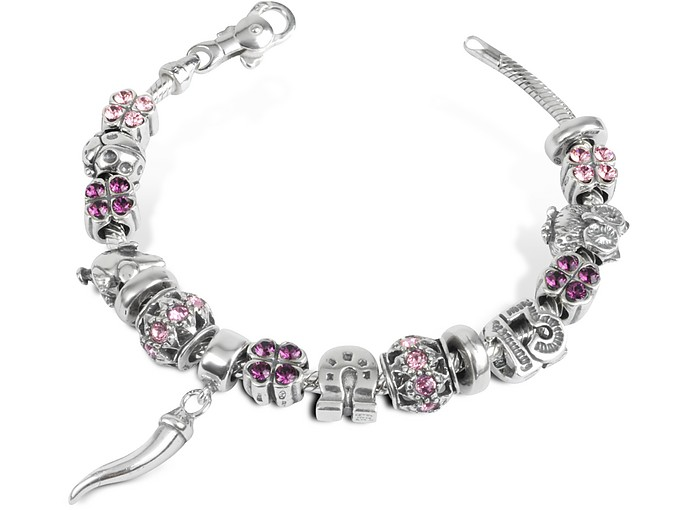 La Scaramanzia - Armband aus Sterling Silber - Tedora
