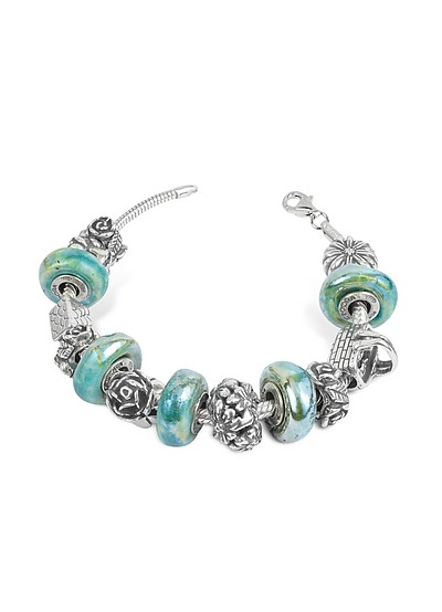 La Natura - Armband aus Sterling Silber - Tedora