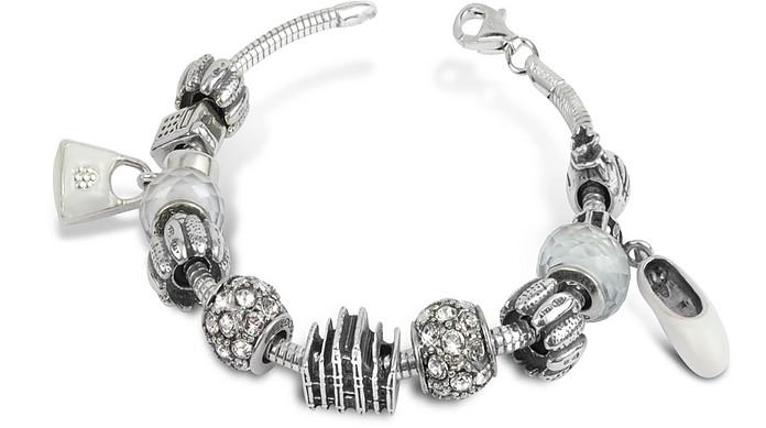 Milano - Armband aus Sterling Silber - Tedora