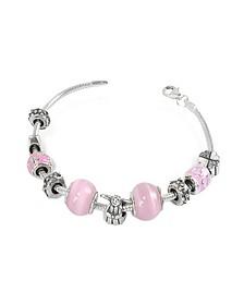 Bambina - Armband für Mädchen aus Sterling Silber - Tedora
