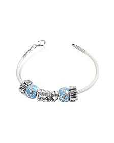 Baby Bow - Armband aus Silber - Tedora