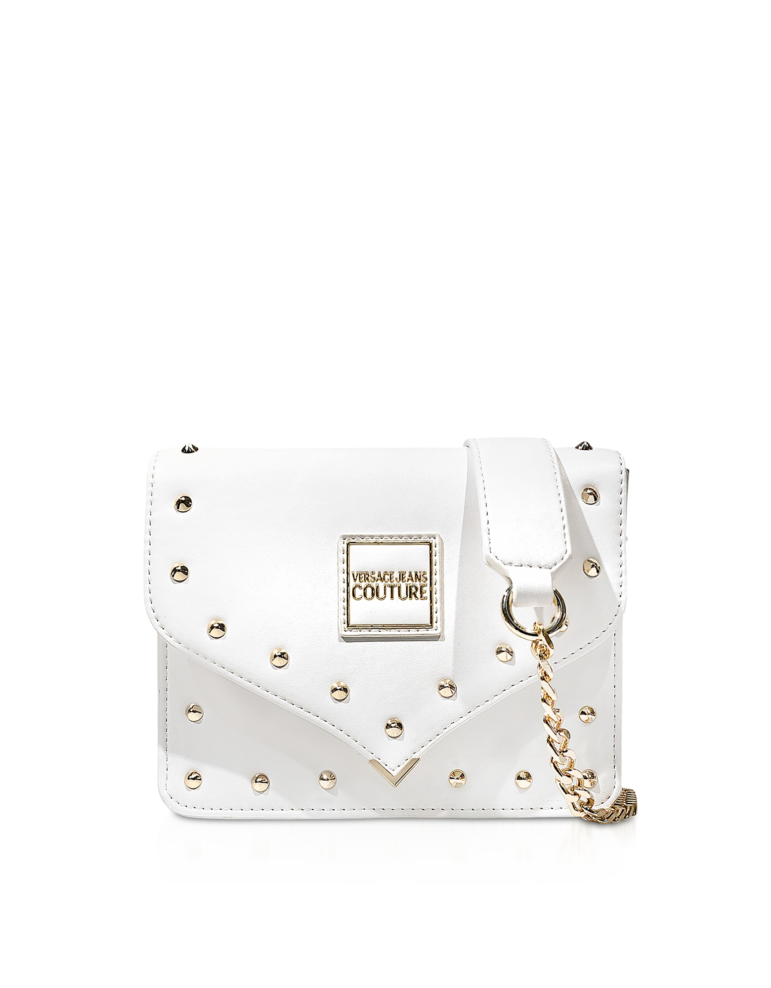 Versace Jeans Couture Crossbody bags NAPPA CROSSBODY BAG W/STUDS