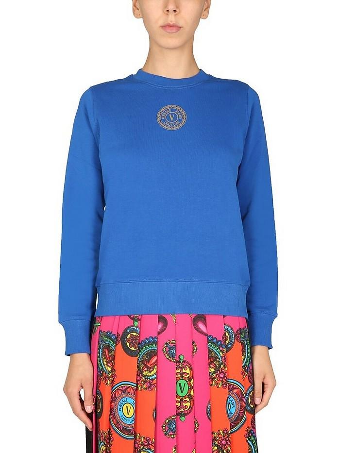 Regular Fit Sweatshirt - Versace Jeans Couture