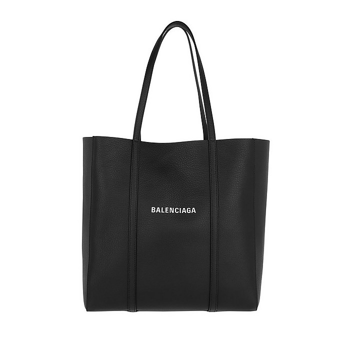 Everyday Tote S Leather Black - Balenciaga
