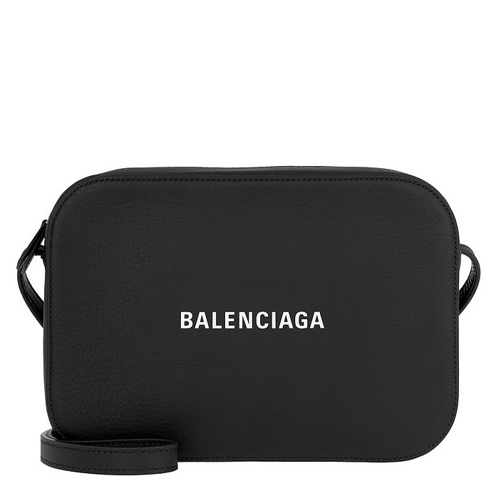 Everyday Camera Bag S Black - Balenciaga / バレンシアガ