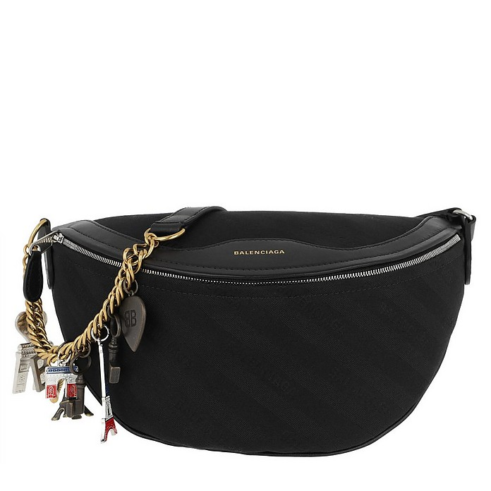 Souvenir Belt Bag Black - Balenciaga