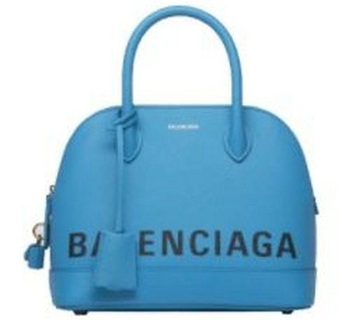 Blue Ville Top Handle Bag - Balenciaga