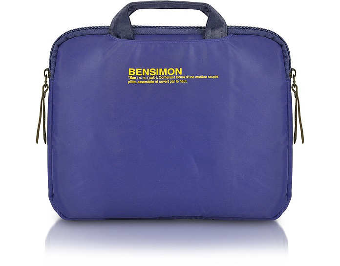 Working Line - Double Handle iPad Case - Bensimon Collection