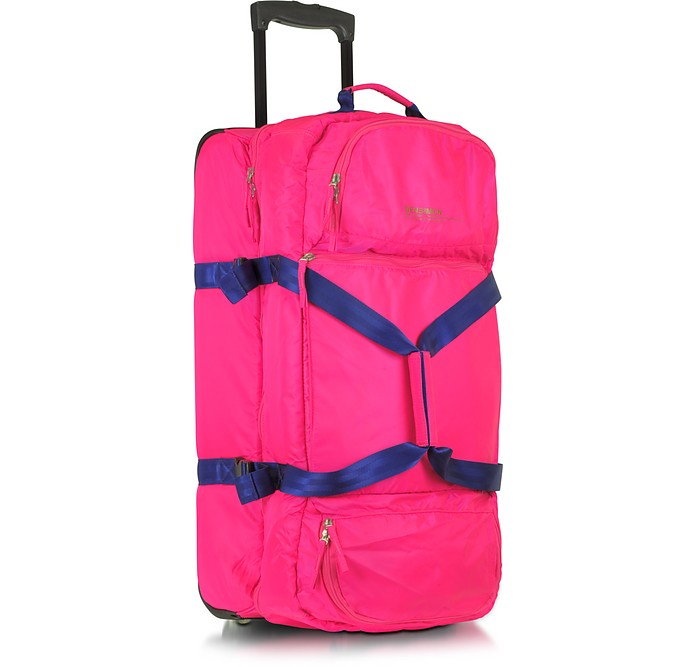 Large Fabric Carry-on Trolley - Bensimon Collection