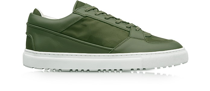 Low 3 sneakers - Green ETQ Amsterdam YJUZITBZEU