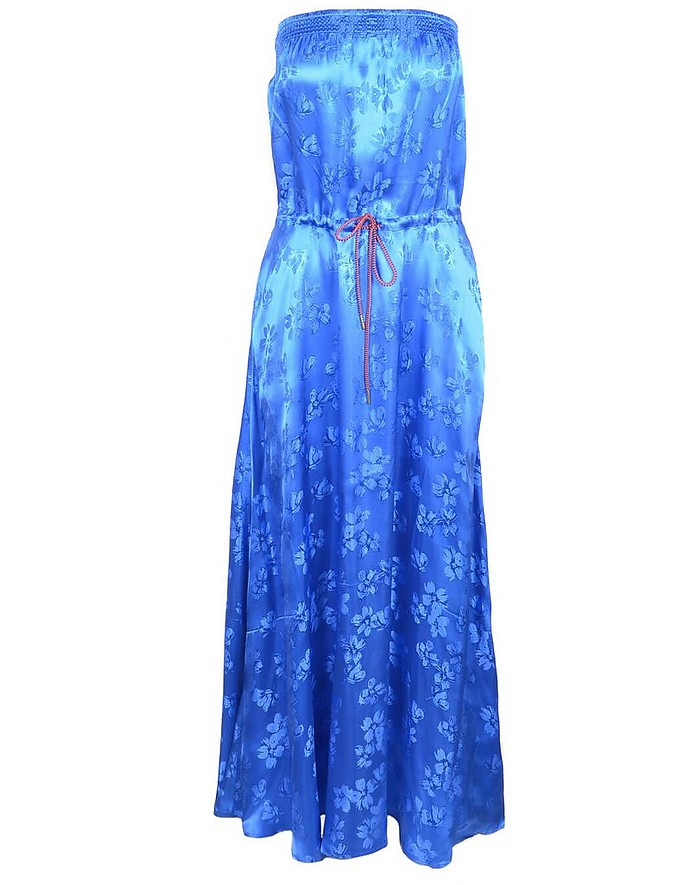 Women's Blue Dress - Essentiel Antwerp