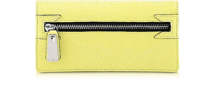 Zante Leather Flap Wallet - Francesco Biasia