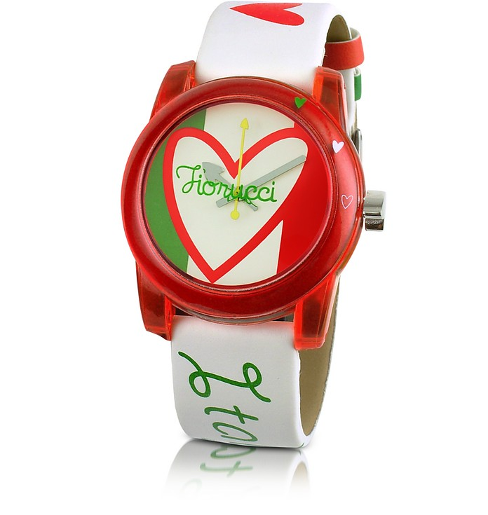 fcfaf61ed I Love Italy - Signature Watch