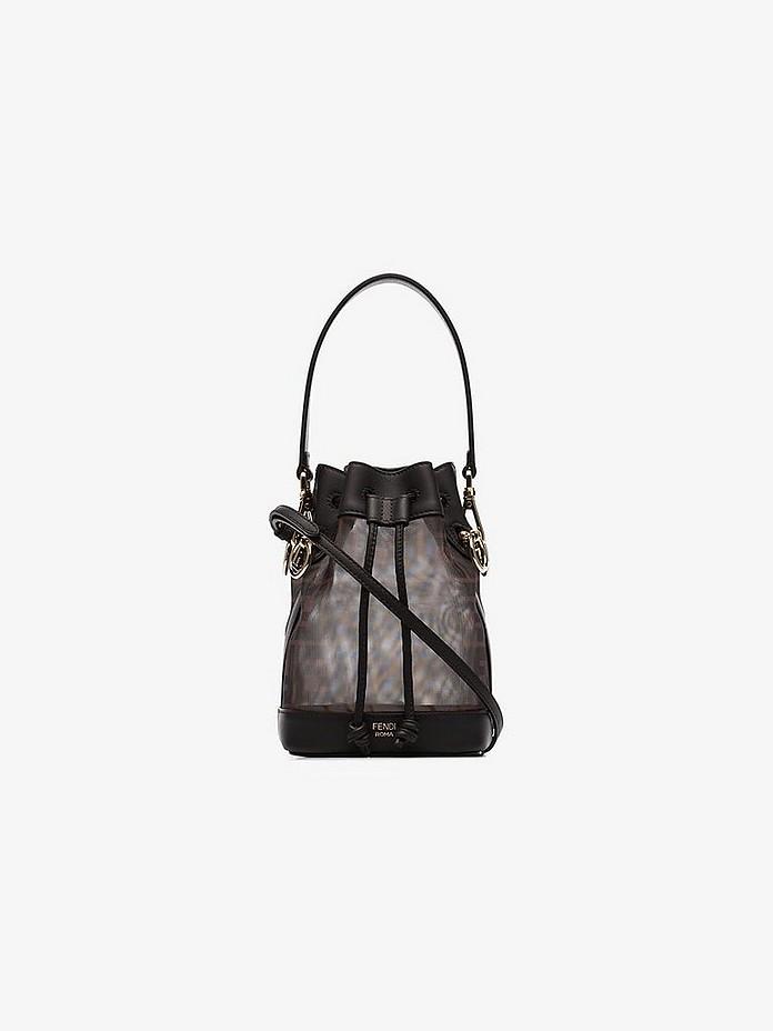 Mini Mon Tresor bucket bag - Fendi