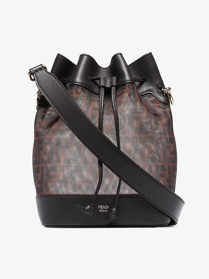 Small Mon Tresor bucket bag - Fendi