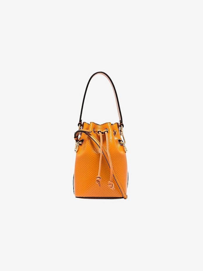 Fendi Accessories Mini Mon Tresor Bucket Bag