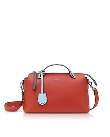 By The Way Regular Bloody Mary Leather Satchel Bag - Fendi