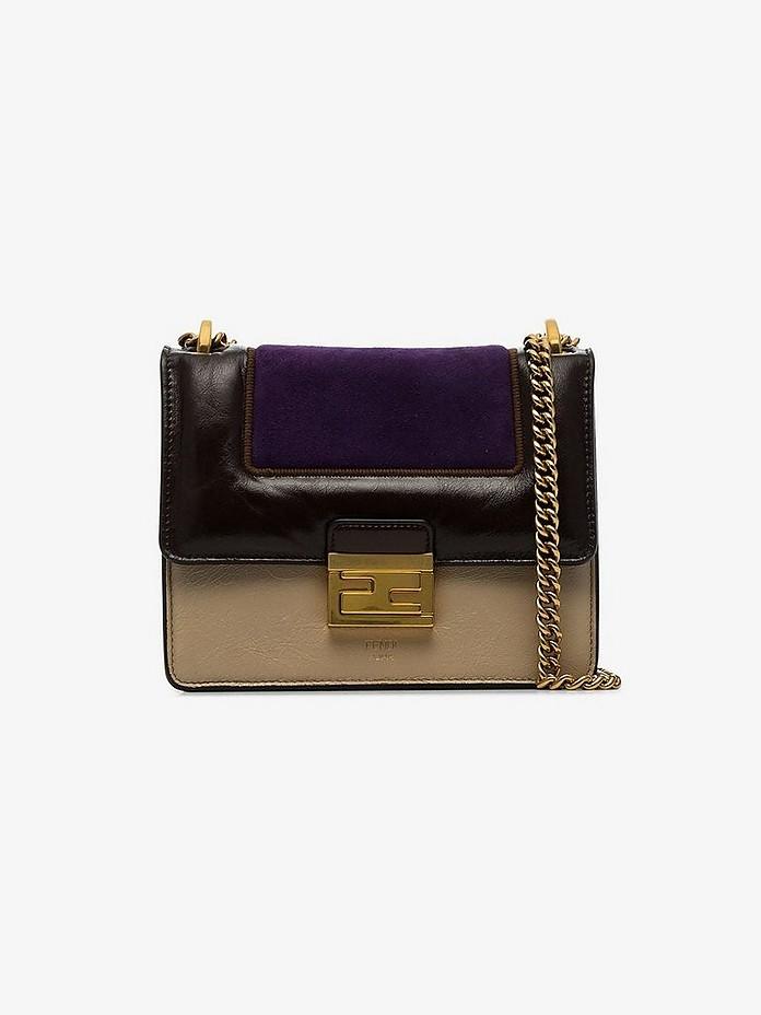Fendi Shoulder Multicoloured Kan U Shoulder Bag