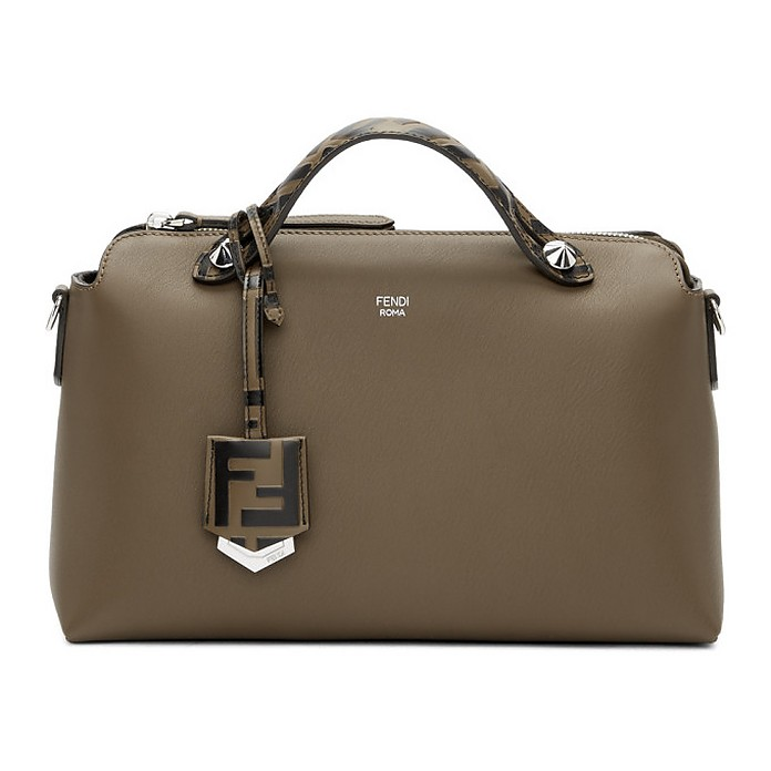 Brown By The Way Bag - Fendi