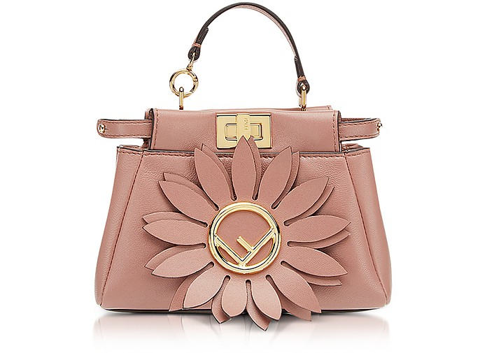 Fendi Bags With Flowers