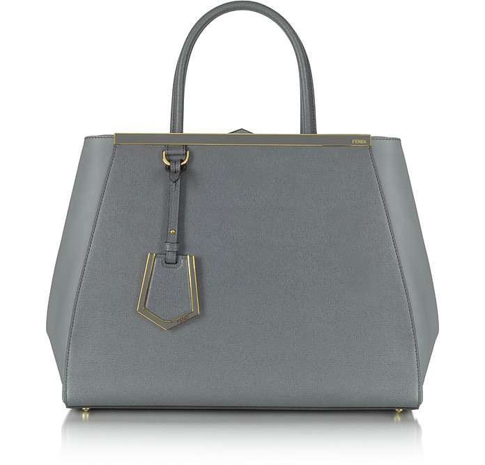 Toujours Large Leather Tote - Fendi