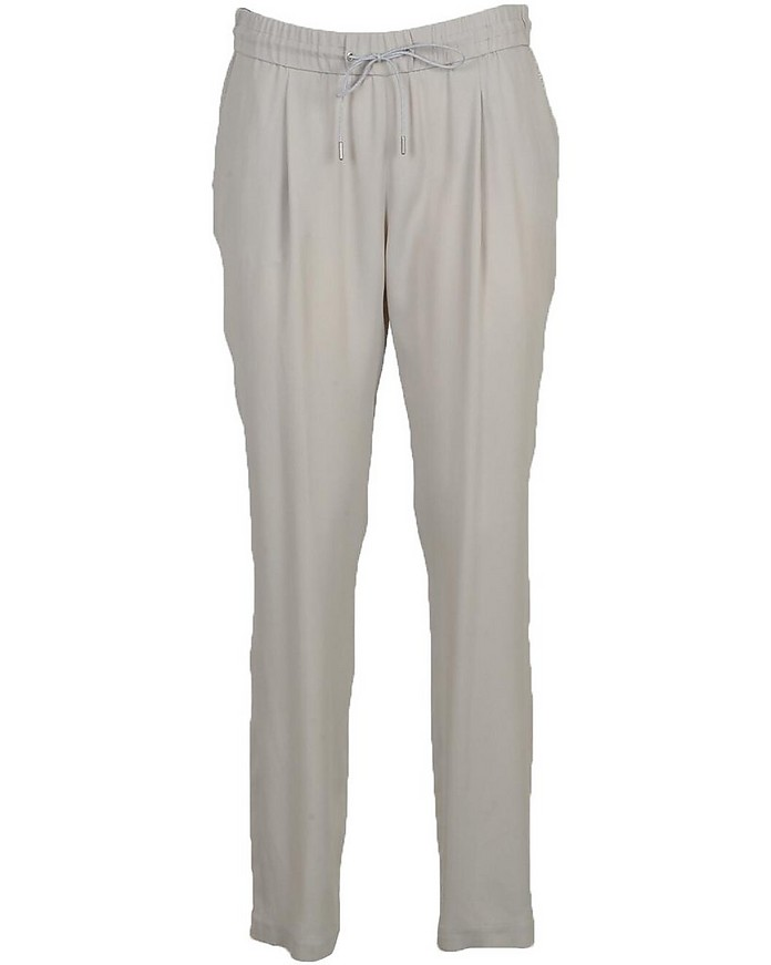 Women's Gray Pants - Fabiana Filippi