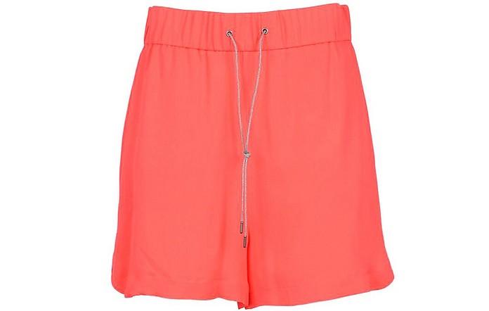 Women's Orange Shorts - Fabiana Filippi