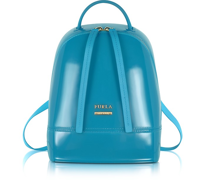 Candy Jelly Rubber Mini Backpack - Furla