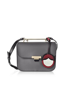Mercury Leather Elisir Mini Crossbody Bag - Furla
