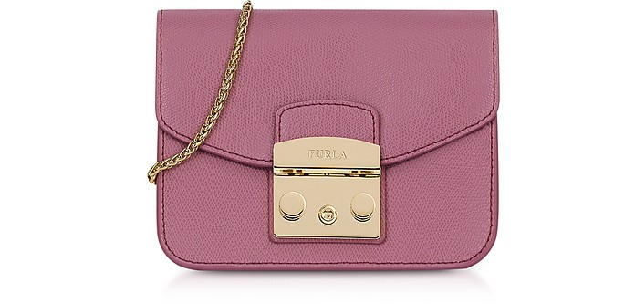 cd091b44dd30 Furla Azalea Metropolis Mini Crossbody Bag w Chain Strap at FORZIERI ...