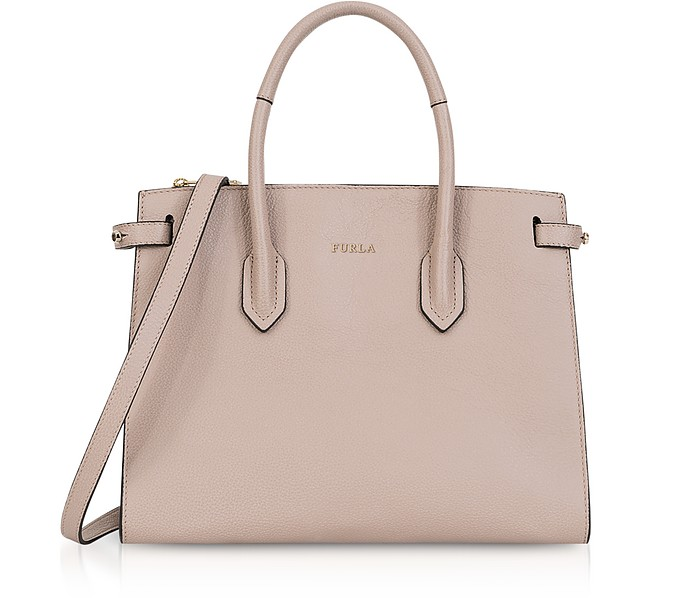 Borsa in Pelle Pin Small E/W  - Furla
