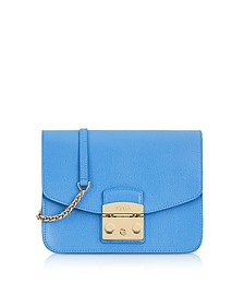 Celeste Leather Metropolis Small Crossbody - Furla