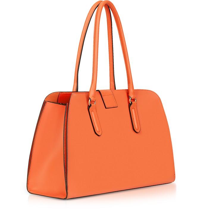 99d1559051 Furla Mango Milano Medium Leather Tote Bag at FORZIERI