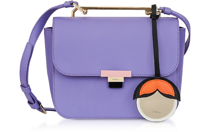 Giglio Leather Elisir Mini Crossbody Bag  - Furla