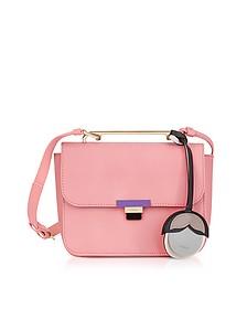 Rose Quartz Leather Elisir Mini Crossbody Bag - Furla