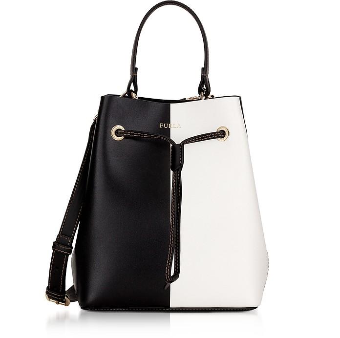 Stacy Bucket Bag Onyx Furla M4uUwC3C